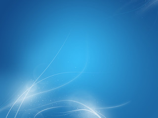 Background Simple Viveza Blue