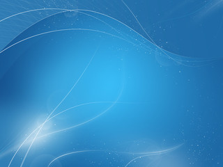 Background Vivezium Blue