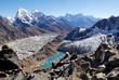 Fototapeten,nepal,everest,see,himalaya