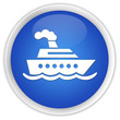 """Cruise Ship"" icon"