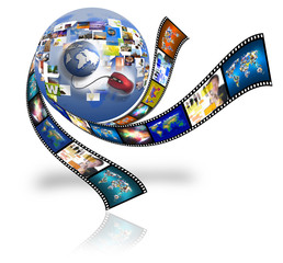Photo Film Internet for multimedia sharing.