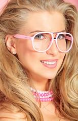 glasses glamour