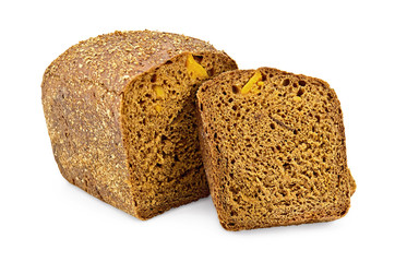 Rye bread with candied fruit