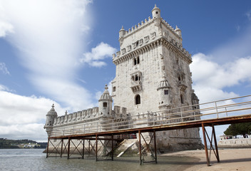 Belém Tower.