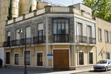 Centro de Social El Pilar, Talavera, Toledo