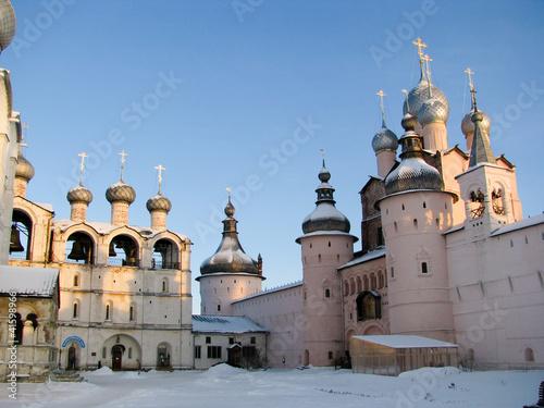 Foto op Plexiglas Kiev Pilgrimage to the temples Russia