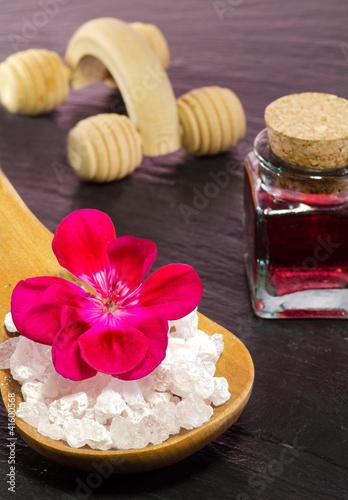 pink aromatheapy spa