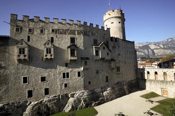 Castello di Buonconsiglio, Trento,Italia