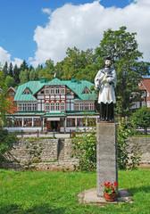 in Spindlermühle im Tschechischen Riesengebirge