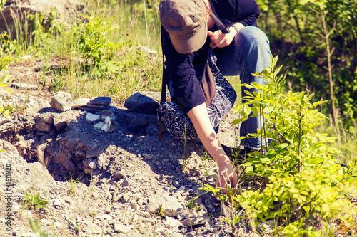 Geocache suchen