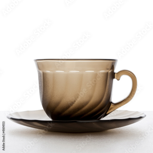 one dark cup