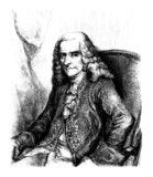 Old Voltaire - 8th century