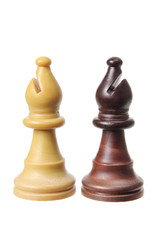 Bishop Chess Pieces