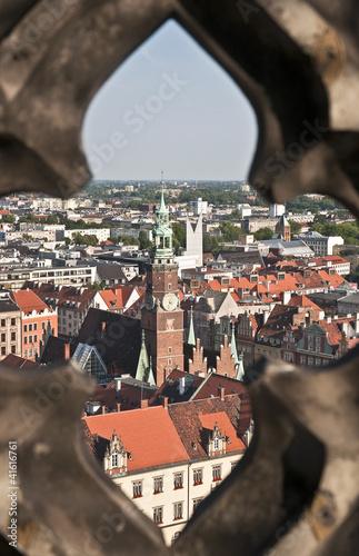 Wrocław przez dziurkę od klucza © Grzegorz Polak