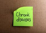 Chronic diseases poster