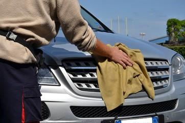 Asciugatura SUV