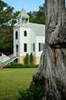 Historic Presbyterian Church in Saint Marys Georgia
