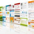 Webdesign, Templates, Werbung, Präsentation, Design, Auswahl