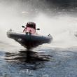 Motor speed boat - 41628322