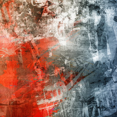 Grunge color background, abstract illustration