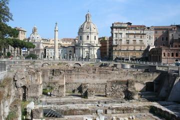 Rom, Trajansforum, Trajansmärkte