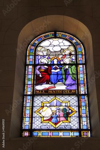 Suresnes - Eglise du Cœur-Immaculé-de-Marie