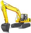 large excavator - 41642312
