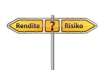 Risiko oder Rendite?