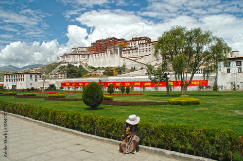 Potala Palace_Lhasa