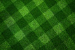 Green grass texture background And the line cut