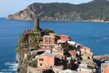 village of Cinque Terre, unesco world heritage, Italy