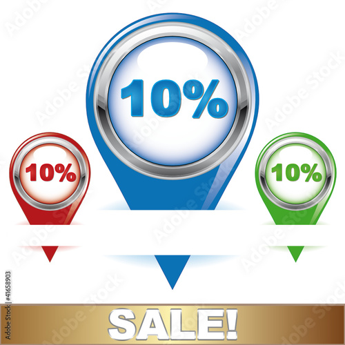 10 PERCENT SALE! ICON