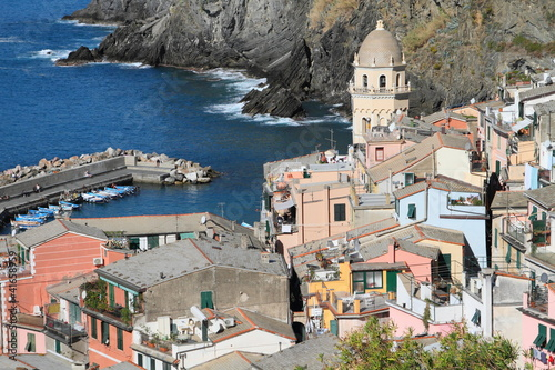 Cinque Terre, unesco world heritage in Italy