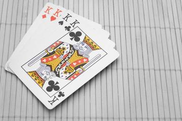 Poker k bw
