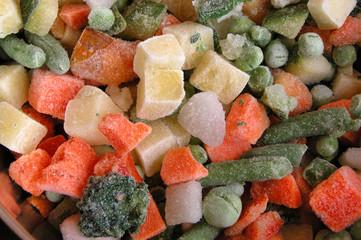 mix di verdure surgelate per zuppa