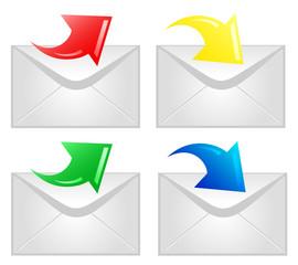 Message envelopes