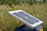 small solar panel for battery charging