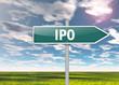 "Signpost ""IPO"""