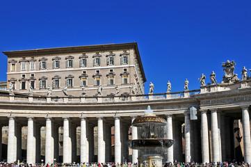 Roma - Vaticano: Basilica di san Pietro