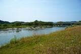 櫛田川と熊野街道