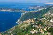 Eze et le Cap Ferrat