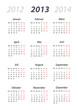 Kalender 2013 DIN-Format