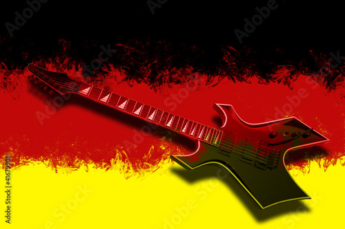 E-Guitar - German Rock II