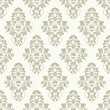 Seamless Pattern Flowers Light