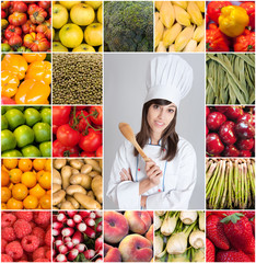 Healthy cooking collection
