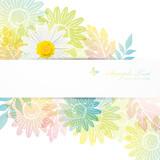 Fototapety daisies background
