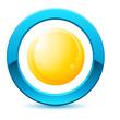 sun ring - Logo