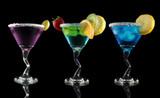 Fototapety martini drinks
