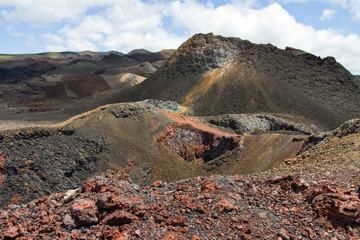 Chico volcano, Galapagos