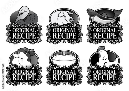 Original Recipe Royal Collection in Black